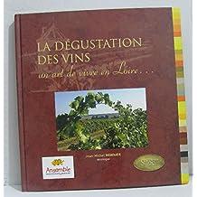 La dégustation des vins : Un art de vivre en Loire...