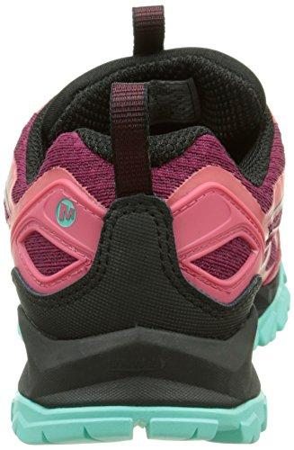 Merrell Capra Bolt Gore-tex, Zapatos De Escalada Multicolor Para Mujeres (rojo Brillante)