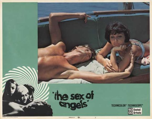 The Sex of Angels Plakat Movie Poster (11 x 14 Inches - 28cm x 36cm) (1968) G