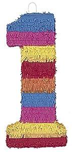 Unique Party- Piñata número 1 (6671)