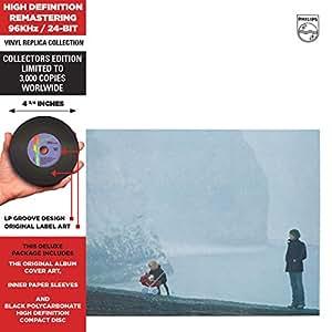 Between Us - Cardboard Sleeve - High-Definition CD Deluxe Vinyl Replica