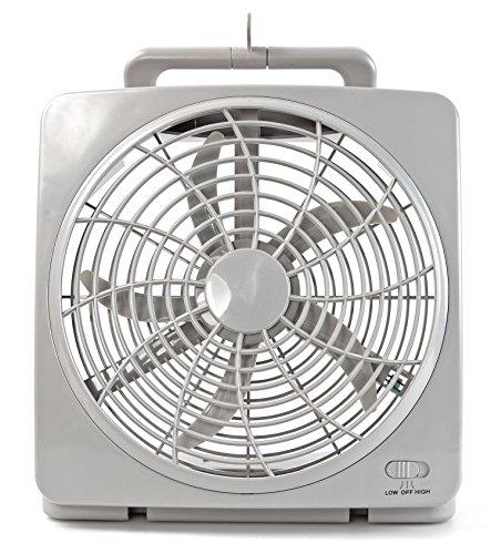 Ventilator Air-Cooler Schwarz Stand-Ventilator 12W Kühler Raum-Lüfter Luft-Erfrischer Lüftung Turm-Ventilator Venti Raum-Zirkulation Tisch-Ventilator