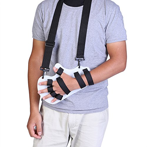 Finger Orthesen Splint Fingerklammern Fingerboard Arm Sling Orthesen Handschiene Training Unterstützung Finger Trainingsgerät