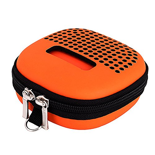 Price comparison product image Hard Portable Travel Carrying Protective Storage EVA Case Bag Hollow Out for Bose SoundLink Micro Bluetooth Speaker Orange