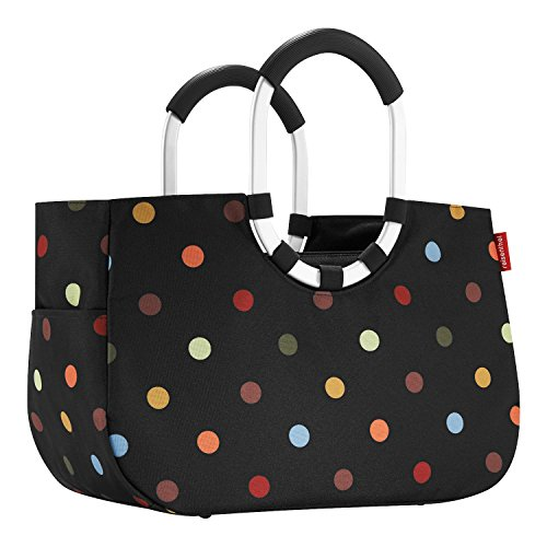 Reisenthel Loopshopper M Sporttasche, 40 cm, Artist Stripes dots
