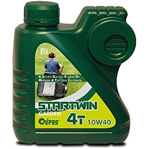 GARDEN - Aceite Sintetico 4T 10W/40 Sta Garden 1 L