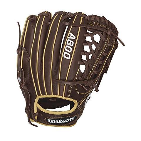 Baseballhandschuh Wilson A800 Showtime 11,75