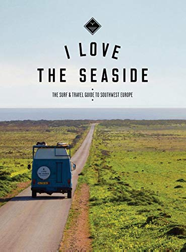 I Love the Seaside por Alexandra Gossink