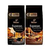 Tchibo Sortenmix Espresso Mailänder Art und Espresso Sizilianer Art ganze Bohne, 2 kg (2 x 1 kg)