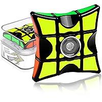 - Joylink Magic Twist Speed Cube Cube Cube Cube de soulageHommes t pour Enfant et Adulte Noir 3cdcb7