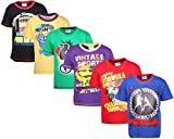 Eteenz .Boys Halfsleeves T-Shirt Pack Of...