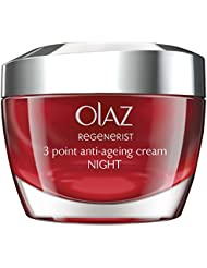 Regenerist 3Point Anti Ageing Cream Night–Creme Anti-Falten Nacht 50ml