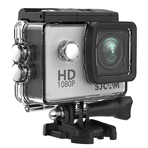 SJCAM SJ4000 Waterproof Action Camera HD 1080P Underwater Camera 12MP Sports Video Camcorder 170°Wide Angle Len 2.0 LCD Screen Display