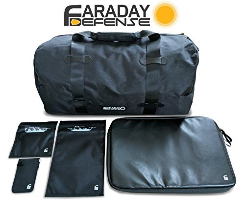 Faraday-Defense komplett Duffel Bag Kit