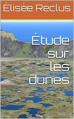 Étude sur les dunes