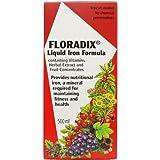 (4 PACK) - Floradix - Floradix Liquid Iron Formula | 500ml | 4 PACK BUNDLE