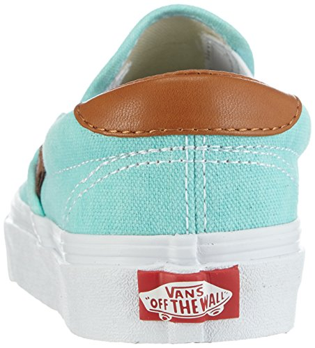 Vans SLIP-ON 59 Low-Top Sneaker, Unisex Adulto Turchese (Washed FQ9)