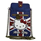 Hello Kitty England Flag Borsa Portacellulare Pochette Clutch - Hello Kitty - amazon.it
