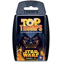Winning Moves 60239 Top Trumps: Star Wars I - III