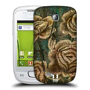 Head Case Designs Roses Nostalgic Flowers Hard Back Case for Samsung Galaxy Mini S5570