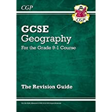 New Grade 9-1 GCSE Geography Revision Guide (CGP GCSE Geography 9-1 Revision) (English Edition)