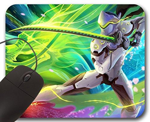 Genji-B-Mauspad-Overwatch