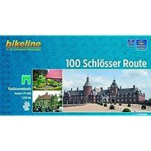 Bikeline Radtourenbuch, 100 Schlösser Route, 1:75.000, 1050 km, wetterfest/reißfest, GPS-Tracks Download