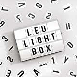 Best Sandboxes - Cinema Light Box with 96 Letters and Symbols Review