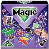 45 Tours de Magie Set Enfants Magiciens Boîte Creative Apprentissage enfants enfants