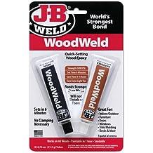 J-B WoodWeld Wood Epoxy 8251 - J-B Wood Weld Madera Epoxi
