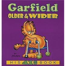 Garfield Older & Wider: His 41st Book: Older and Wider