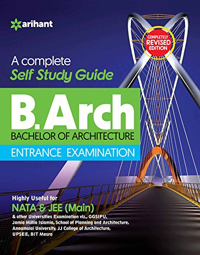 Study Guide for B.Arch 2018