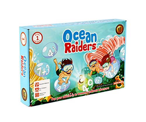 Educational-Math-Game-Ocean-Raiders-Awesome-Addition-Board-Game-Diwali-Festival-Stem-Gift-for-Kids