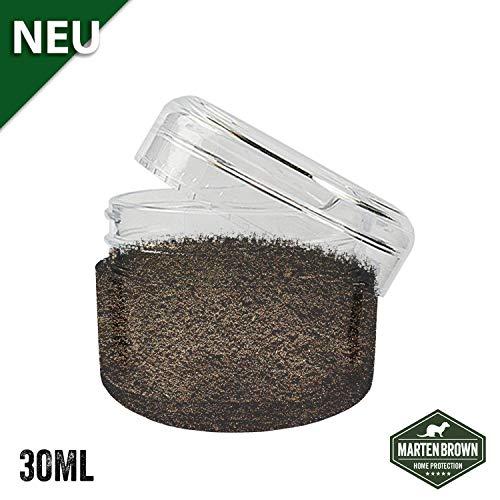 Martenbrown® Fledermauslockmittel [30ml] Lockstoff für Fledermauskasten Fledermauslockstoff Fledermaus Lockmittel Duftstoff