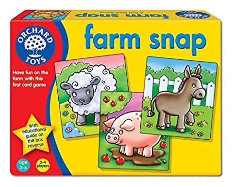 Orchard Toys Farm Snap