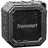 Tronsmart Cassa Bluetooth Waterproof IPX7, Riproduzione di 24 Ore con Basso, TWS Stereo Suono 360°, Altoparlante Bluetooth Portatile 4.2 per Casa, Festa, Auto, Viaggio, Spiaggia, Piscina