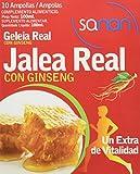 Sanon Jalea Real con Ginseng, 10 Ampollas, 10 ml