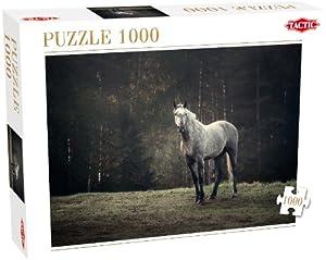 Tactic Alone Puzzle - Rompecabezas (Puzzle Rompecabezas, Fauna, Adultos, Cabello, Niño/niña, 8 año(s))