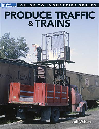 Produce Traffic & Trains (English Edition) por Jeff Wilson