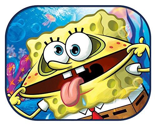 nickelodeon-spongebob-80100-coppia-tendine-laterali-44x35-cm-giallo
