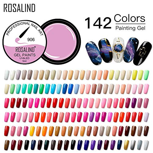 Rosalind Note 5ML Painting Gel Nail Polish All For