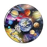 Magnet für den Kühlschrank mit Solarsystem Planeten Space Earth Saturn Jupiter Mars Küche
