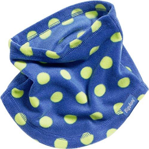 Playshoes Children's Fleece Tube Scarf, Neck Warmer, Winter Fleece Snood Dots-Bufanda Unisex adulto Playshoes