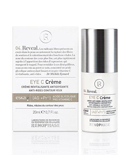 renophase–Eye C creme die Creme Anti-Falten- und revitalisierende Augenpartie Labors renophase,, konzentrierte Glycolsäure...