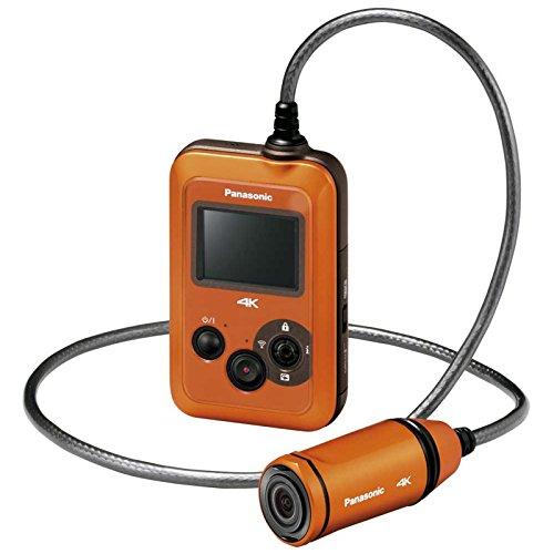 Panasonic HX-A500E-D Videocamera Viewpoint, Arancio