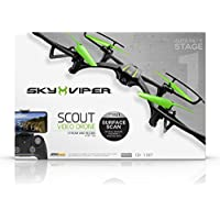 Sky Viper SR10001.0081 Video Drone, Multi-Colour - Compare prices on radiocontrollers.eu