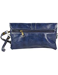 Tamirha Charming Navy Blue Sling Bag With Decent Look