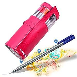 Staedtler triplus fineliner 334 Multi 20pieza(s) pluma estiligráfica – Pluma estilográficas (Multi, Gris, Polipropileno, 0,3 mm, 20 pieza(s))