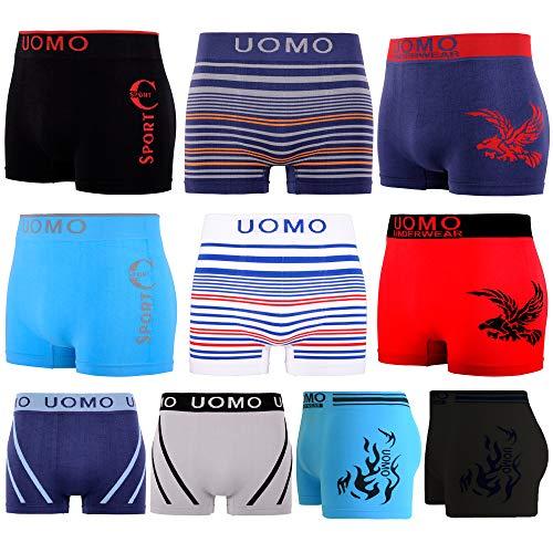 Men's Underwear 6 Colors Underwear Men Cotton Boxer 3pcs/lot Pouch Open Boxers Shorts Calvin Calzoncillos Hombre Cueca Underpants Boxers Trunks Traveling