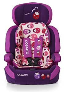 Cosatto Hello Dolly Zoomi Group 1/2/3 Car Seat